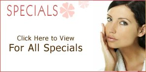 Special offers & Discounts for Laser Hair Removal